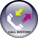 Call History & Ez Call Back logo