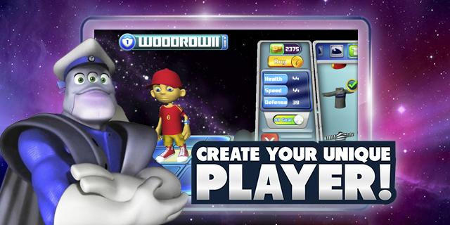 Space Sports - Trunker Dunker- screenshot