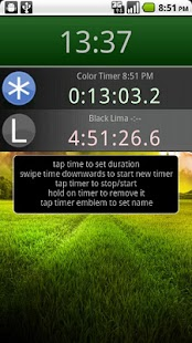 Color Timer- screenshot thumbnail