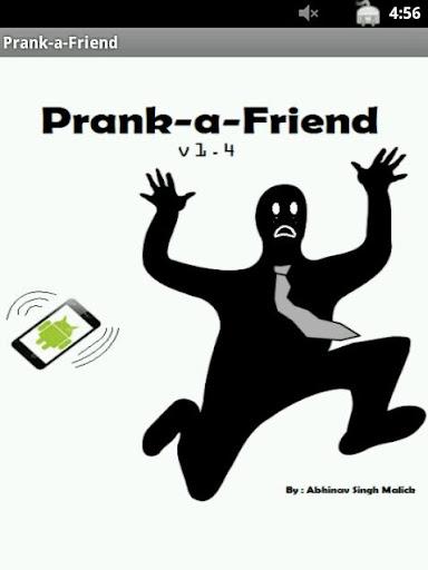 Prank a Friend