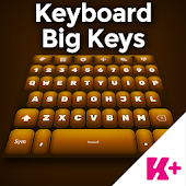 Keyboard Big Keys
