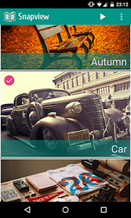 Snapview: images & backgrounds- screenshot thumbnail