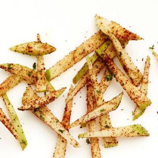 Chili-Lime Apple Fries