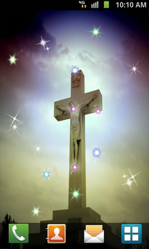 jesus wallpaper android - photo #4