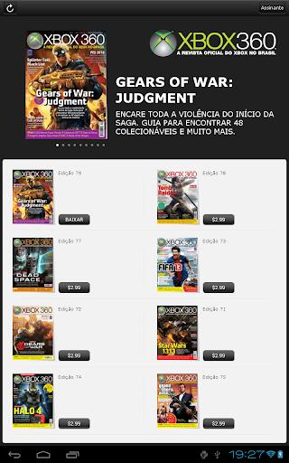 【免費新聞App】Revista XBOX 360 Brasil-APP點子