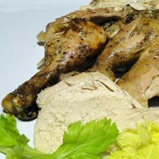 Simple Slow Roast Chicken