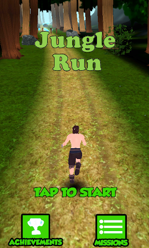 Jungle Boy Run 3D