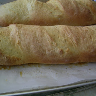 No-Knead French Bread