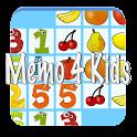 Memo 4 Kids icon