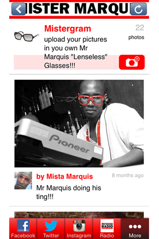 Mr Marquis The App