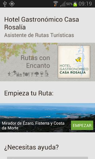 Rutas HCR