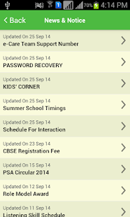 Franciscan e-Care- screenshot thumbnail