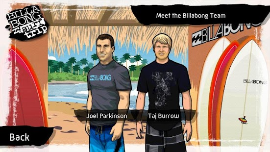 Billabong Surf Trip- screenshot thumbnail