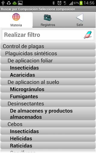 Vademécum Fitosanitarios PRO14|玩商業App免費|玩APPs