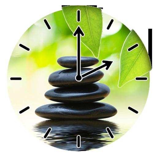 個人化必備App 風水時鐘小工具 LOGO-綠色工廠好玩App