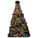 Christmas Tree Sticker icon