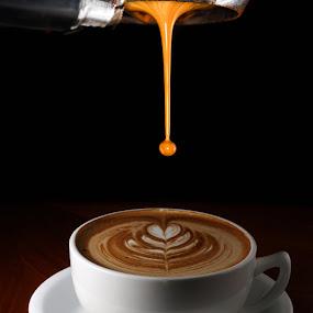 Latte Art by George Holt - Food & Drink Alcohol & Drinks