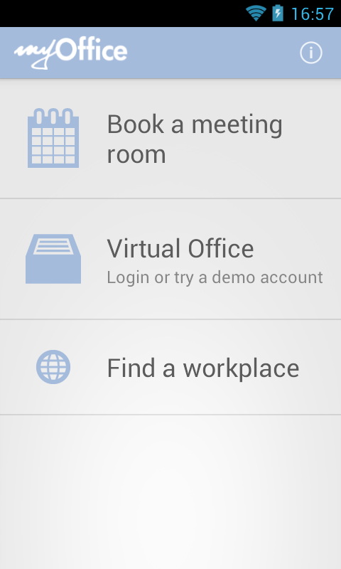 myOffice- screenshot