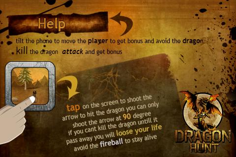 Dragon Hunt- screenshot