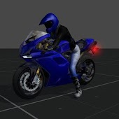 Motorcycle 3D Simulation