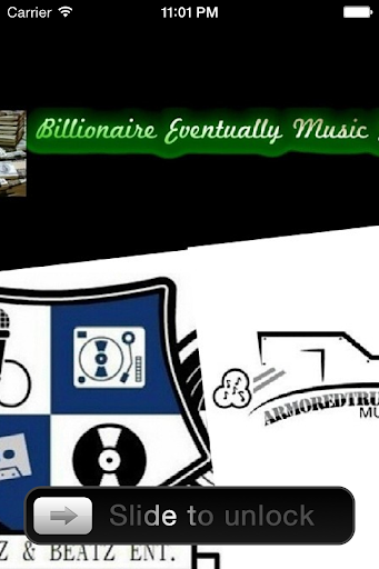 Billionaire Eventually Music