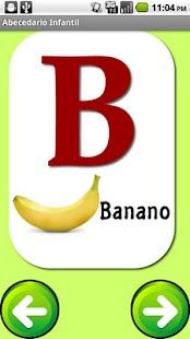 Spanish Alphabet for Children- screenshot thumbnail