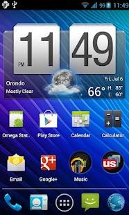 App ICS StatusBar APK for Windows Phone