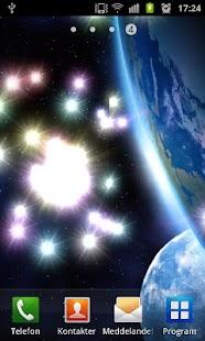 Supernova HD Live Wallpaper- screenshot thumbnail