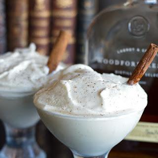 Kentucky Bourbon and Vanilla Bean Ice Cream Recipe