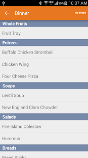 UI Dining- screenshot thumbnail