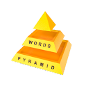 Words Pyramid icon