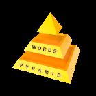 Words Pyramid icon