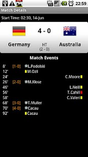 Soccer Live Score 2 (Football) - screenshot thumbnail