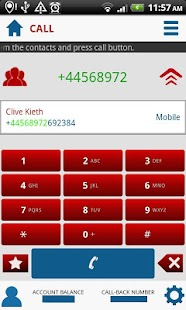 MO-Call VoIP Cheap Free Calls - screenshot thumbnail
