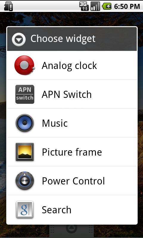 APN-Switch - screenshot