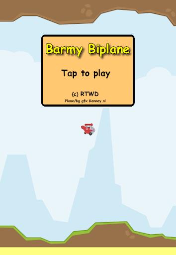 Barmy Biplane