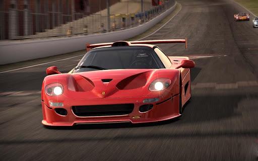 3D疯狂赛车