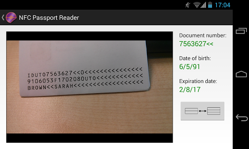 【免費商業App】NFC Passport Reader-APP點子