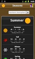 Screenshot of Seasons
