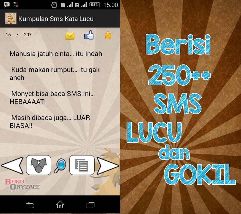 Kumpulan SMS Lucu Terbaik Android Apps On Google Play