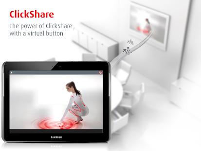 ClickShare - screenshot thumbnail