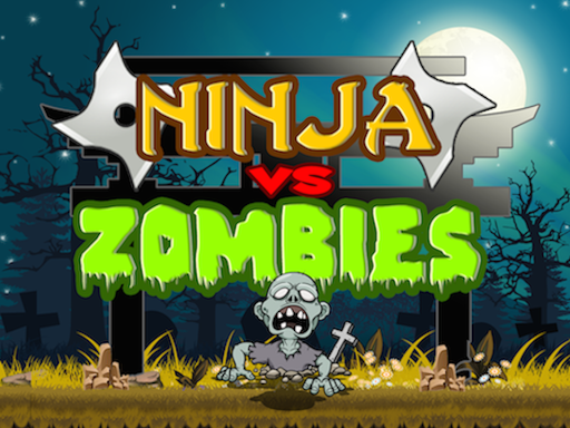 Great Little Ninja Vs Zombies