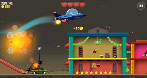 Aliens Drive Me Crazy - 疯狂外星人 玩動作App免費 玩APPs
