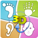 Total Reflexology 3D icon