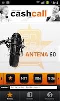 Screenshot of Antena Zagreb