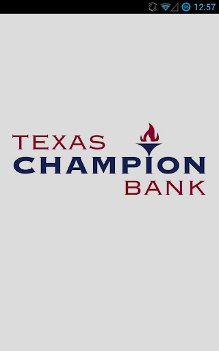 Texas Champion Bank Mobile