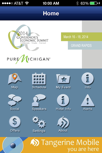 Pure Michigan Economic Summit