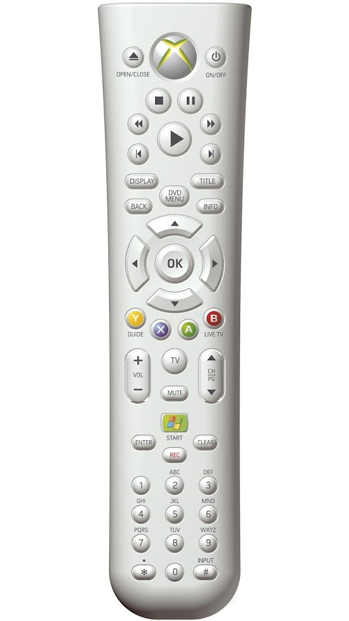 iR Remote XBOX 360- screenshot