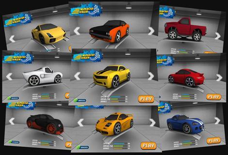 Supercar Racer Pro : Car Game