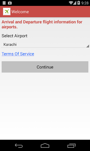Pakistan Airports